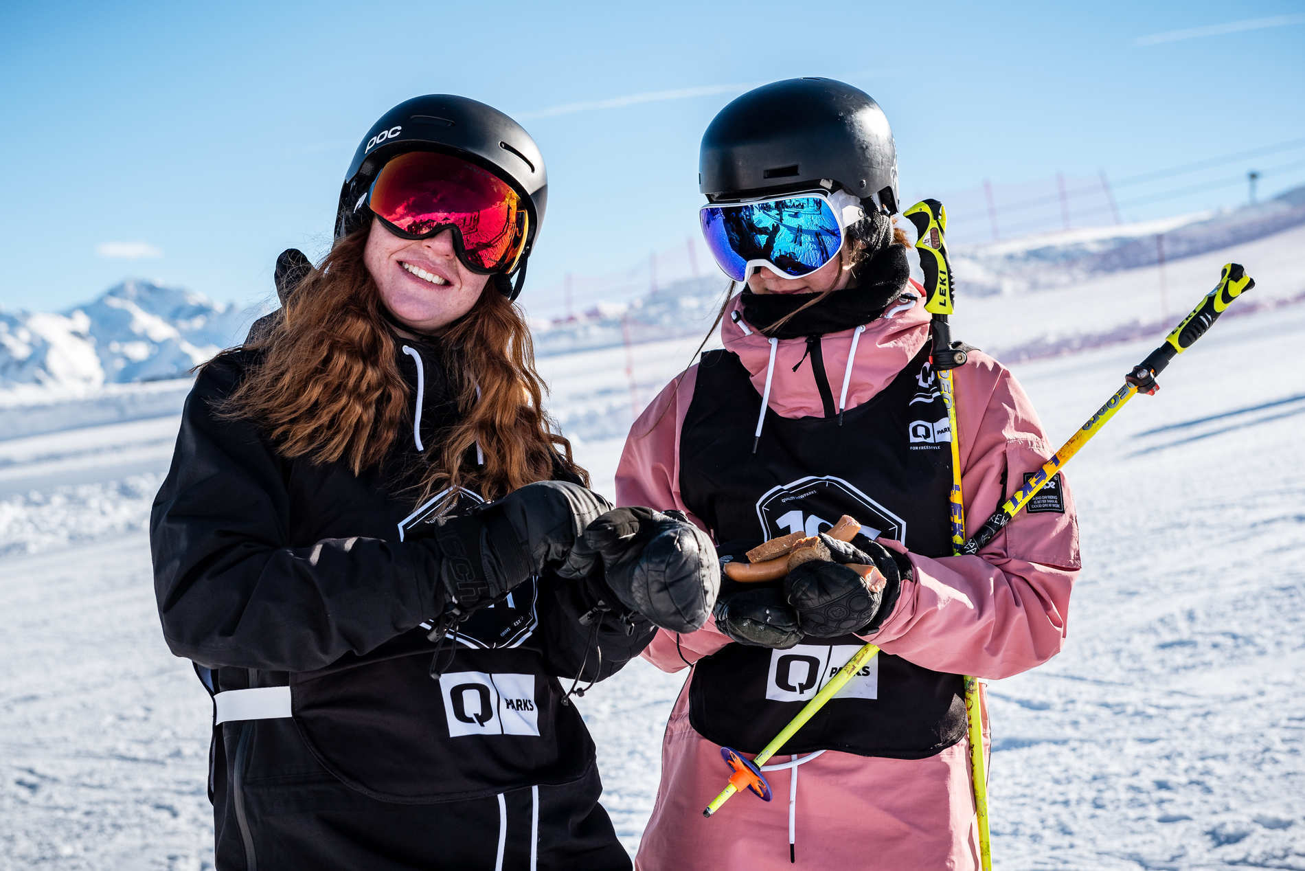 Girls Shred Session Schöneben – 29.02.2020